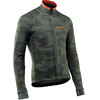 Northwave Blade 2 Jacket Men Total Protection Camo Forest/Orange Lobster